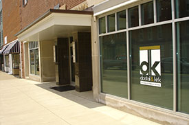 Dostal and Kirk Galion Office Front